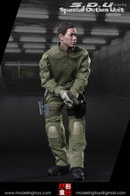 Pre-order MODELING TOYS 1/6 MILITARY SERIES - S.D.U SPECIAL DUTIES UNIT MMS9004