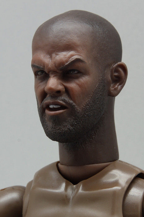 1/6 Scale Head And Body For 12'' Action Figure B014 Amaury Nolasco