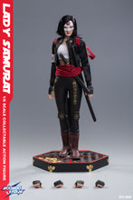 Pre-order Soosootoys 1/6 scale SST-006 Lady Samurai Action Figure