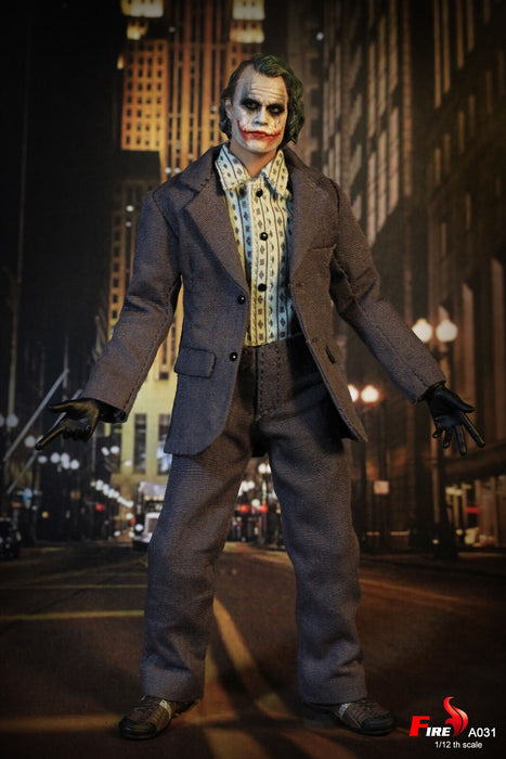 Pre-order 1/12 Fire Toys A031 Bank Robber Joker Action Figure (6 in)