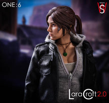 "IN-Stock SW Ourworld 1/6 Scale Lara Croft 2.0 Action Figure 12"" Figure FS015"