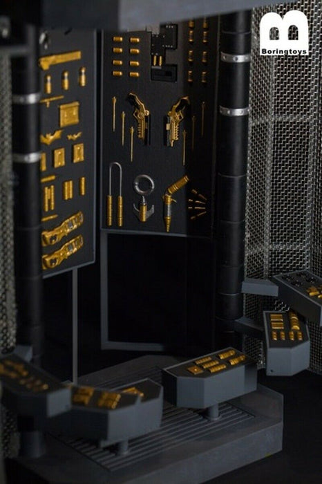 Pre-order 1/12 Scale NOTA STUDIO Weapon Garage Gnaku Scene