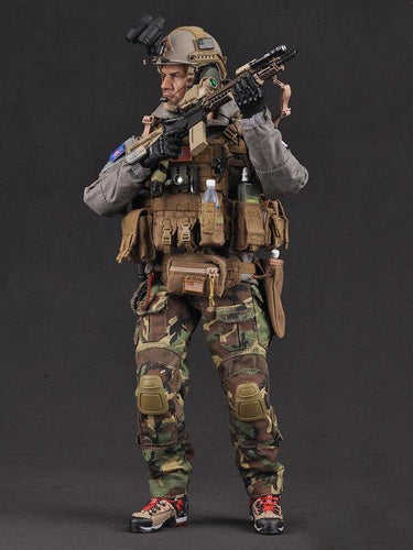 1/6 Flagset Military Figure FS-73001 MARSOC US Marine Corps Forces Command