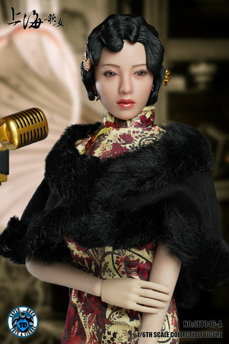 In-stock 1/6 SUPER DUCK SET046 Shanghai Singer Custom Kit (Movable Eyes) JP#4