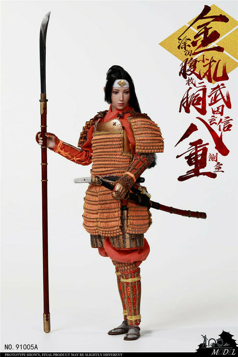 Pre-order 1/6 IQOMODEL Takeda Shingen Side Room Badong 91005A/B Action Figure