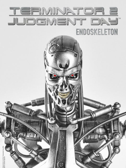 Pre-order 1/12 Supreme Action Figure Terminator 2: Judgement Day - Endoskeleton