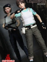 In-Stock 1/6 Scale SW ourworld FS014 Chambers Action Figure Resident Evil