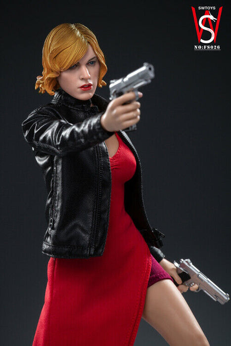 In-stock 1/6 SWTOYS Alice 3.0 FS026 Action Figure