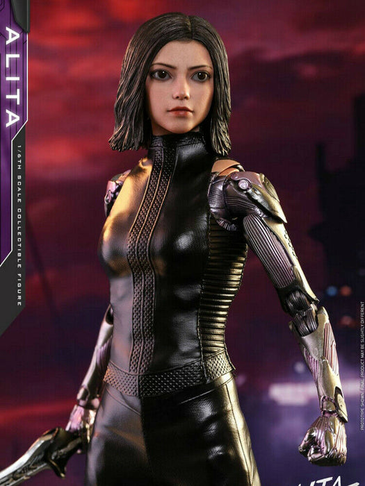 Pre-order 1/6 Scale Hot Toys Alita: Battle Angel MMS520 Action Figure