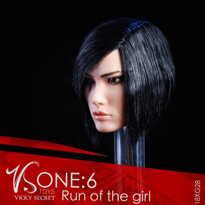 Pre-order 1/6 Scale VSTOYS Parkour girl 18XG28 Action Figure