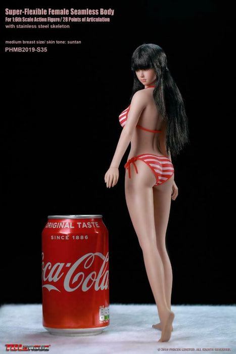 In-stock 1/6 TBLeague Teenage Girl Seamless Figure PHMB2019 S34 S35
