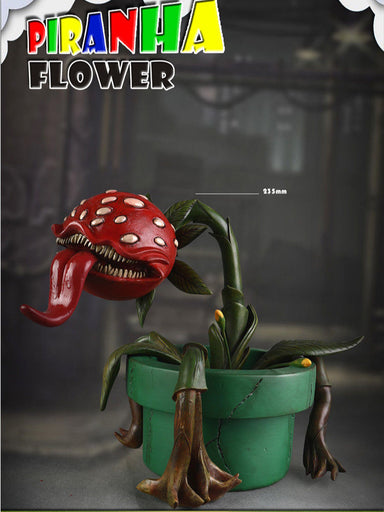 In-stock  D7TOYS 1/6 NO.D7002 PIRANHA FLOWER
