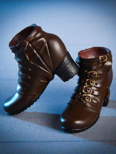 """ASTOYS 1//6 Black Leather Man Boots Shoes For 12/"""" Male Action Figure AS-005B"""