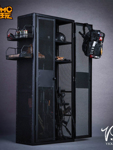 In-stock 1/6 Scale VSTOYS 18XG34 Locker Weapon Rack Shelf