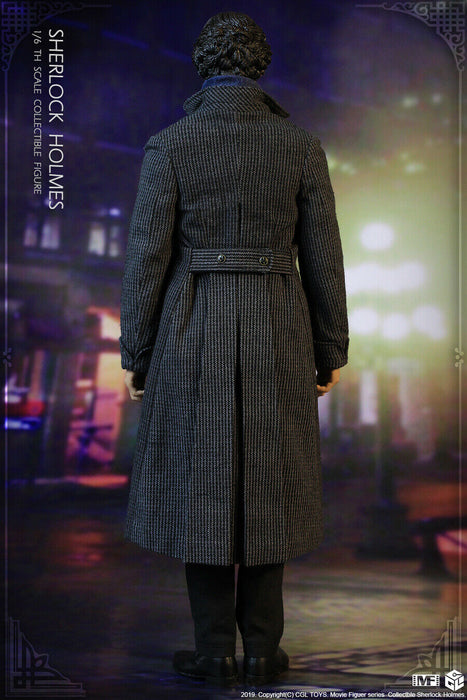 Pre-order 1/6 CGLTOYS MF16 Detective Holmes Action Figure