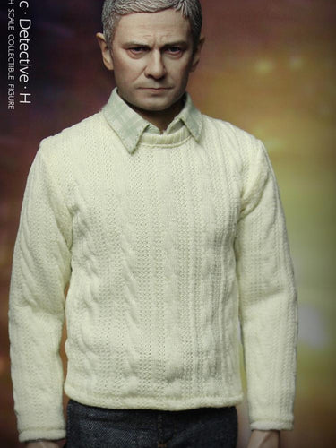Pre-Order CGLTOYS 1/6  Doctor John Watson Martin Freeman  MF08 Sherlock Homes 12'' action figure