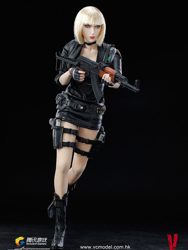 In-stock VERYCOOL 1/6 Scale Cross Fire Mandala The Protector Figure Set
