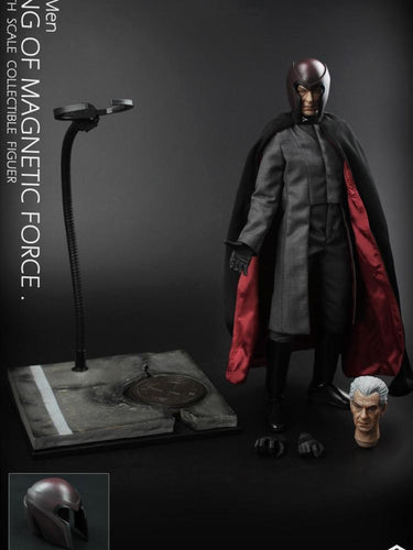 CGLTOYS MF02 1/6 X-Men Mutant Magneto King of magnetic force Magneto