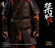 Pre-order 1/6 Fmxtoys No.F002 Three Kingdoms Metal Armour Series Shu Guard