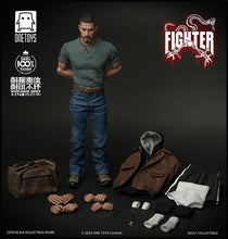 "In-Stock 1/6 Scale One Toy World Box OT-006B "" Fighter ""  Deluxe 12in figure"