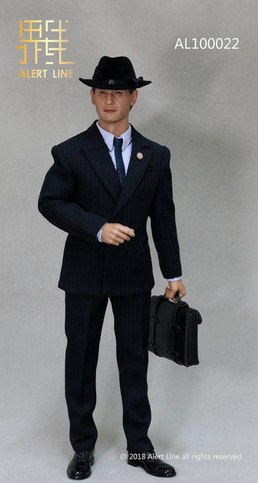 Pre-order Alert Line : 1/6 WWII German Businessman Set