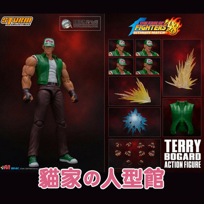 Storm Toys KOF98 Terry Special Edition Action Figure [15cm]