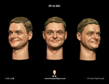 1/6 Scale Facepool Head Expression Collection In-Stock