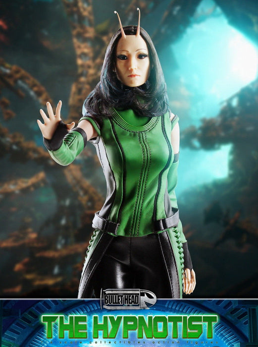 In-Stock 1/6 Scale Bullet Head BH003 THE HYPNOTIST Guardians of the Galaxy
