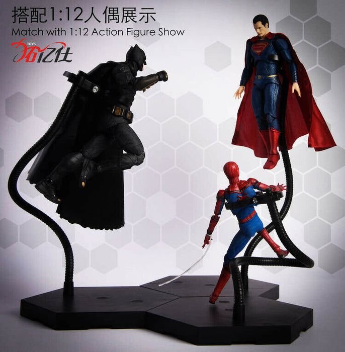 In-stock 1/6 Scale TYSTOYS Snake Bone Figure Stand