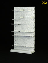 1/6 Weapon Rack Display Shelf Assembling Wall 002 For onesixth scene