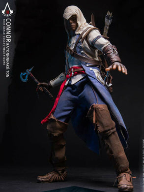 Pre-order 1/6 Scale DAMTOYS Assassin's Creed III Connor DMS010 Action Figure