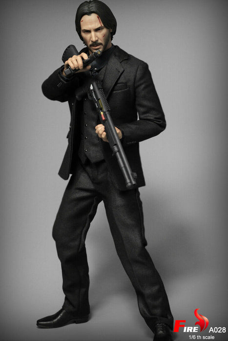 Pre-order 1/6 Scale Fire Toys A028 John Wick Action Figure