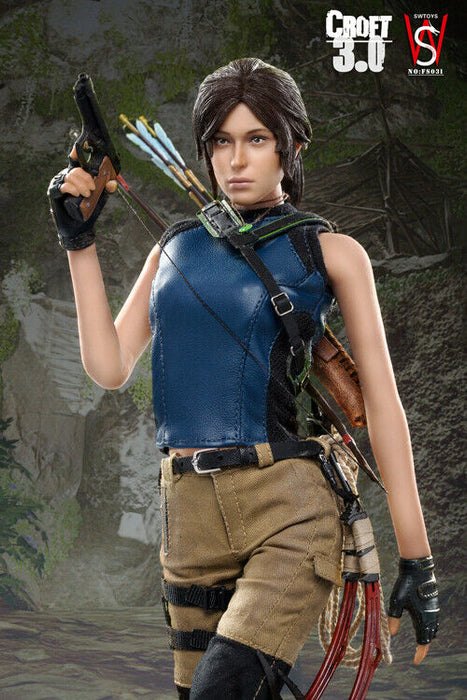 Pre-order 1/6 SWTOYS FS031 Laura Action Figure
