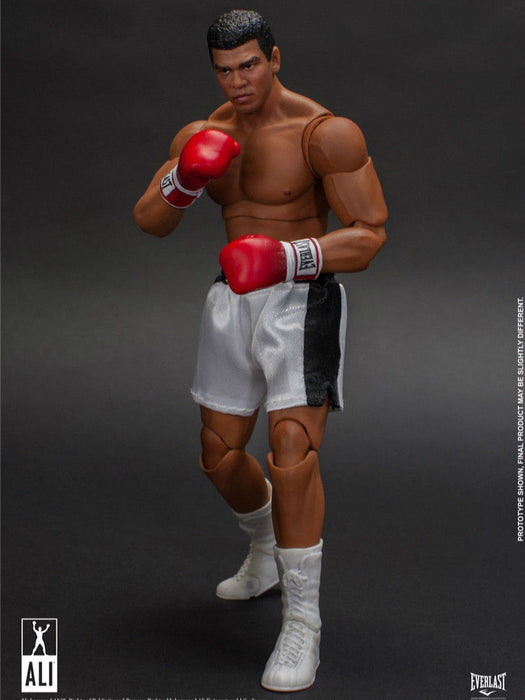 In-Stock 1/12 Scale Storm Toys Muhammad Ali Action Figure (3 Head)
