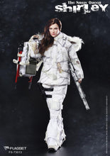 In-Stock 1/6 Scale FLAGSET FS-73013 Snow Queen Shirley Female Military figure