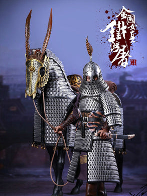 Pre-order 1/6 Scale POPTOYS DS001  The Jurchen Jin Dynasty Iron pagoda