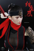 Pre-order 1/6 Scale WAR STORY WS003 Samurai Female Figure With Phicen Body