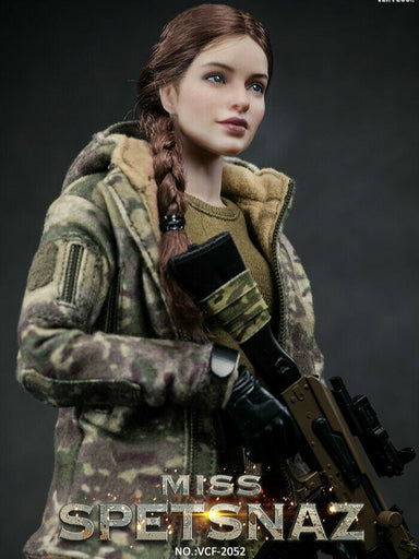 Pre-order 1/6 VERYCOOL VCF-2052 Russian Special Combat Soldier Action Figure