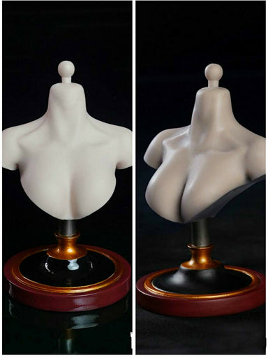 In-stock 1/6 SUPER DUCK Female bust stand C025