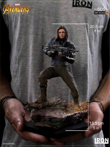 Pre-order Winter Soldier BDS Art Scale 1/10 - Avengers: Infinity War