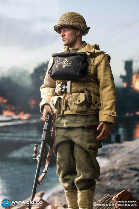 Pre-order 1//6 DID A80141 WWII US Rangers Action Figure