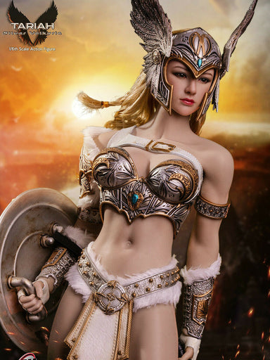 Pre-order 1/6 TBLeague Tariah Silver Valkyrie Action Figure PL2019-149