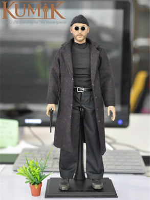 1/6 KUMIK KMF038 Full Box Killer Léon Jean Reno Action Figure