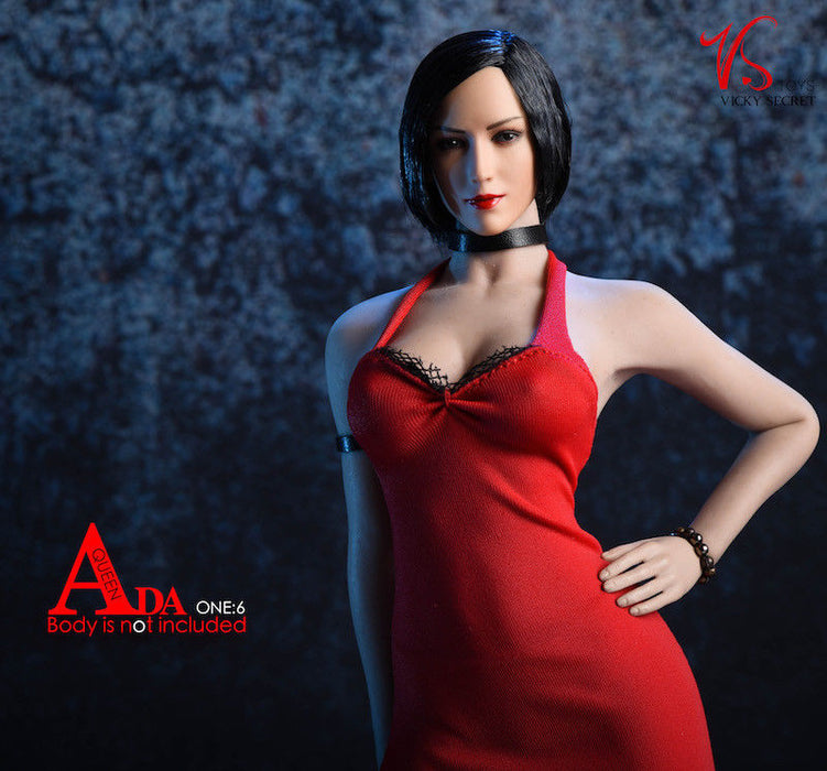 In-Stock VSTOYS 18XG14 Ada Dress 1/6 Scale Clothes Set