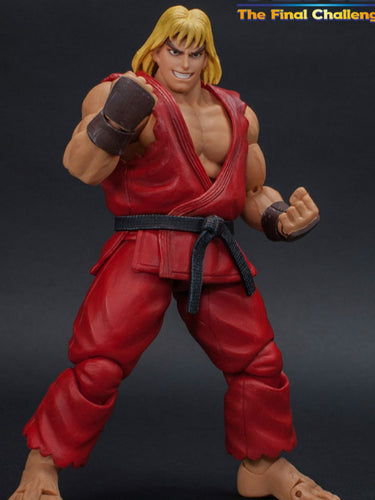 Pre-order 1/12 Storm Toys Ken Ultra Street Fighter II: Violent 6in Action Figure