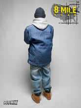 New Arrival 1/6 one-sixth action figure Eminem 8 Mile Road SUBWAY 12'' collectible rapper figurine