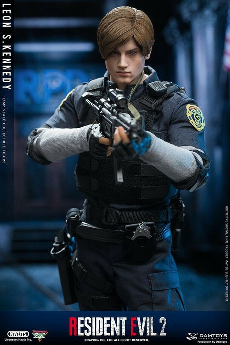 Pre-order 1/6 DAMTOYS DMS030 LEON S.KENNEDY Action Figure