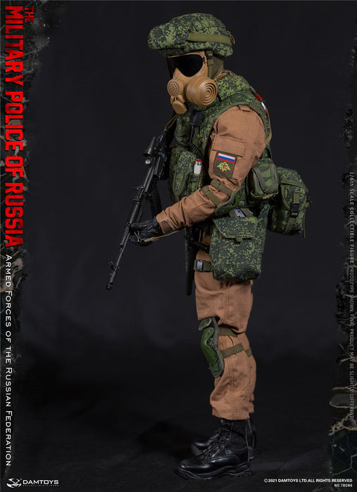 Pre-order 1/6 DAMTOYS 78086 RUSSIAN MILITARY POLICE Action Figure 12 inches