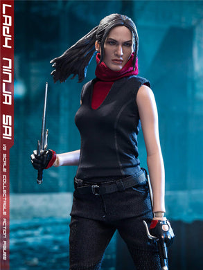 Pre-order SoosooToys 1/6 Scale SST014 Lady Ninga Sai 12in Action Figure