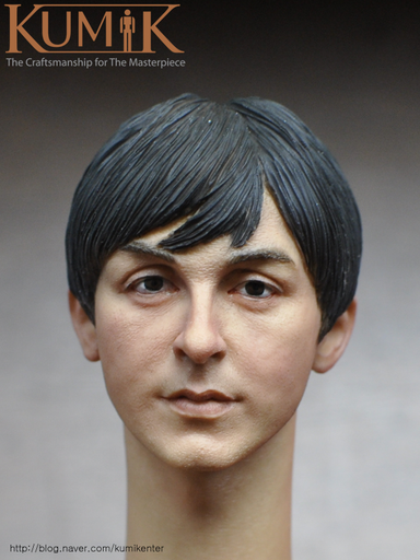 1/6 Scale KUMIK head sculpt KM16 Series KM16-16 16-62 16-58